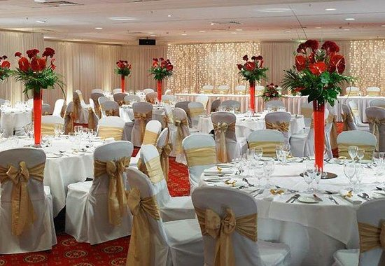 Dalmahoy, A Marriott Hotel & Country Club: Dalmahoy Suite Wedding Reception