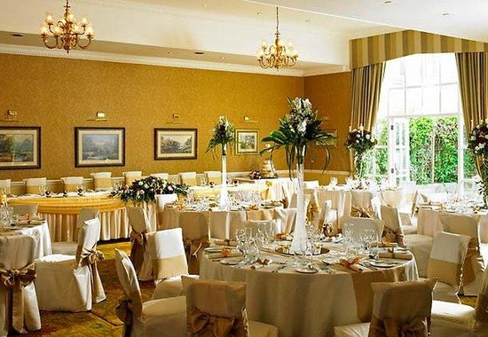 Bradford, UK: Banquet Room