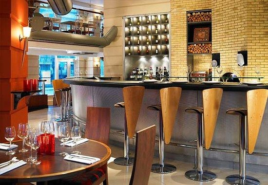 London Marriott Hotel Maida Vale: Restaurant Fratelli