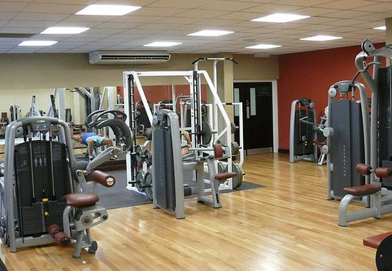 Tudor Park, a Marriott Hotel &amp; Country Club: Gym