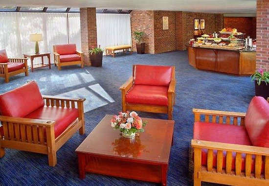 Princeton Marriott Hotel & Conference Center at Forrestal: Meeting Break