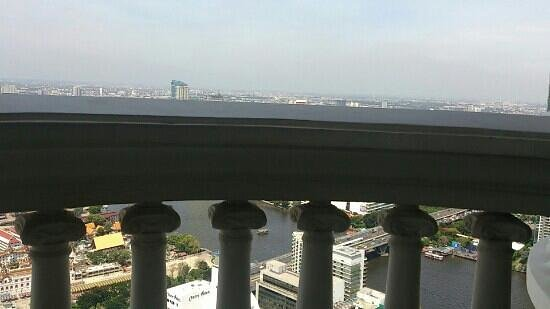 lebua at State Tower: 54th floor