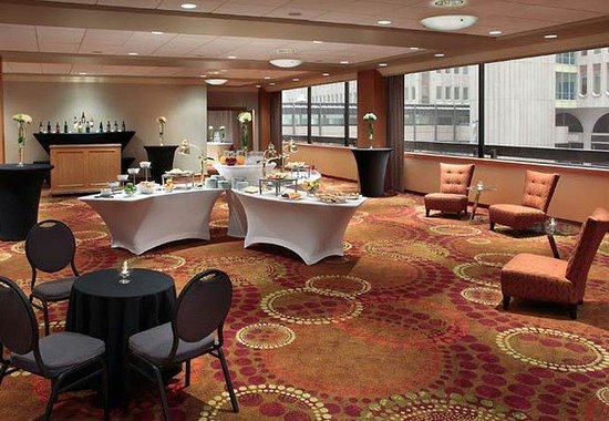 Calgary Marriott Downtown Hotel: Acadia Meeting Room