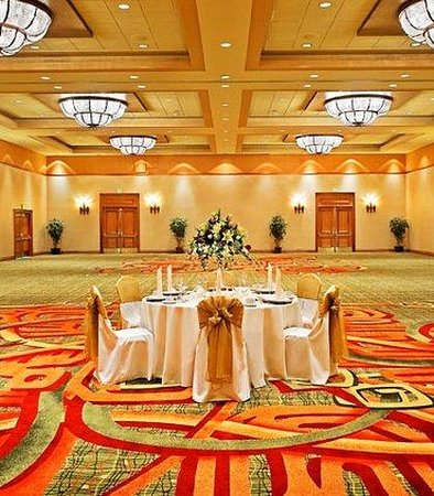 Manhattan Beach Marriott: Grand Ballroom