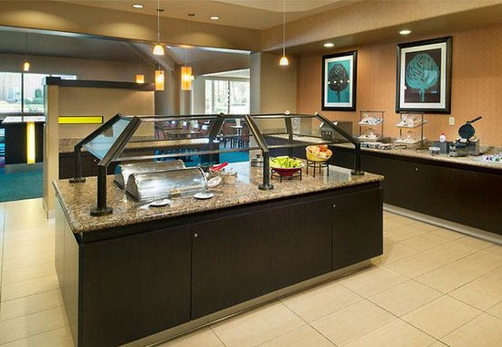 Residence Inn Palm Desert: Breakfast Buffet