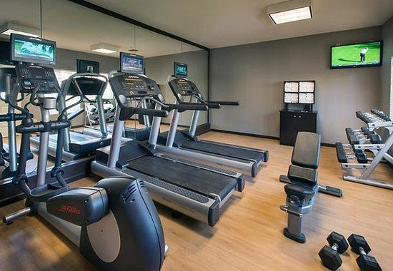 Residence Inn Palm Desert: Fitness Center