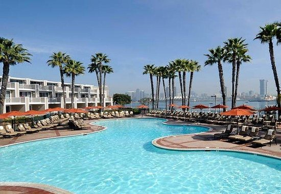 Marriott Coronado Island Resort: Resort Pool