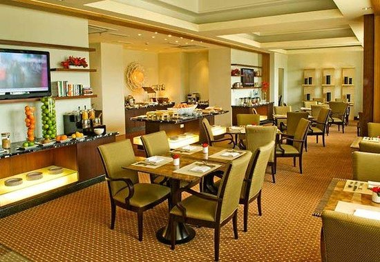 Marriott Cebu City: The Executive Lounge