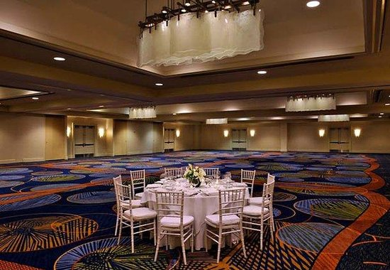 Marriott Coronado Island Resort: Ballroom