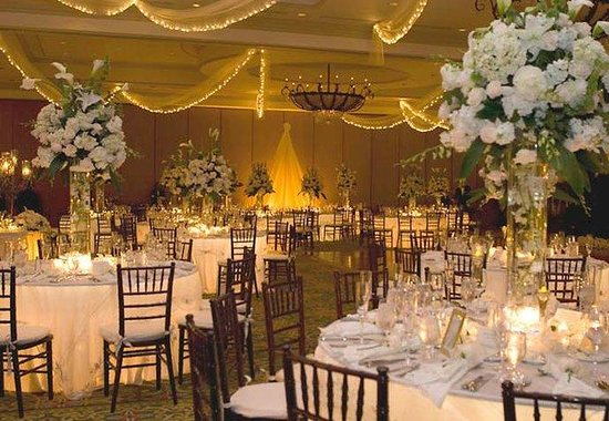Delray Beach Marriott: Seacrest Ballroom Wedding