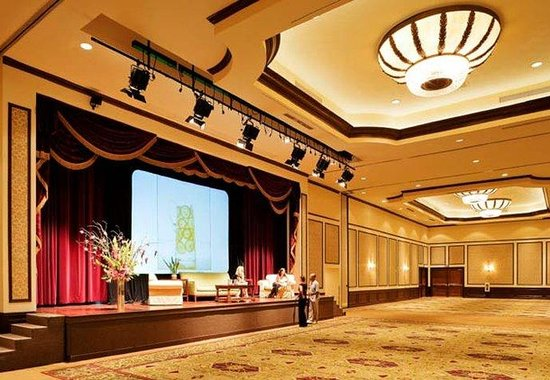JW Marriott Las Vegas Resort, Spa & Golf: Grand Ballroom Stage