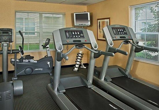 Morrisville, Kuzey Carolina: Fitness Center