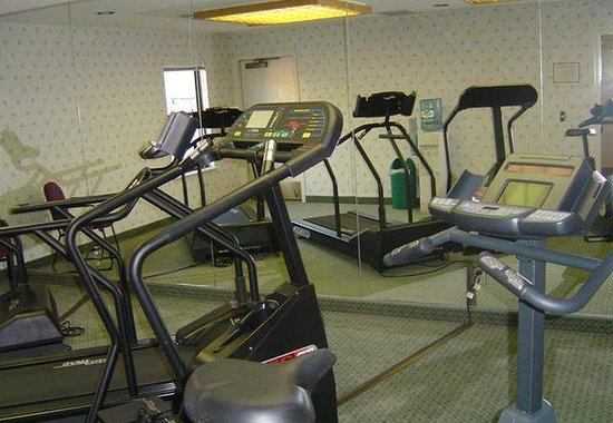 Fremont, Californie : Exercise Room