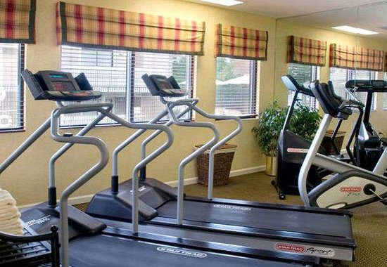 ‪‪Winston Salem‬, ‪North Carolina‬: Fitness Center‬