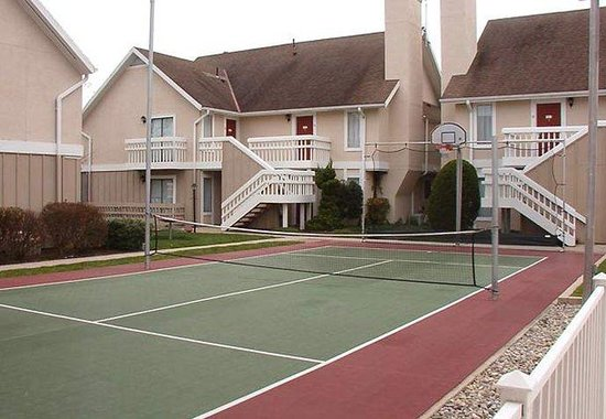 Residence Inn Atlantic City Somers Point: Sport Court
