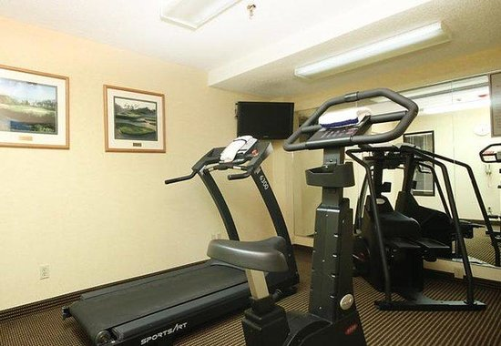 Residence Inn Atlantic City Somers Point: Fitness Center