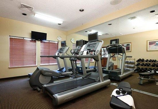 Tinton Falls, Nueva Jersey: Fitness Center