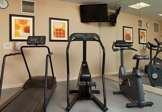 Residence Inn San Ramon: Fitness Center