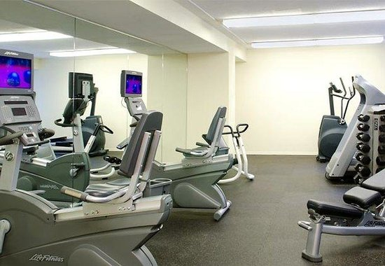 Residence Inn Chicago Downtown: Fitness Center