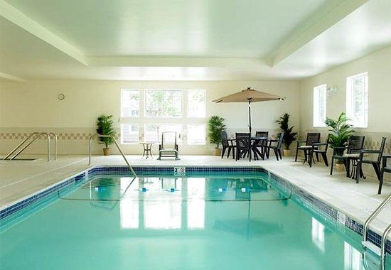 Norwood, MA: Indoor Pool