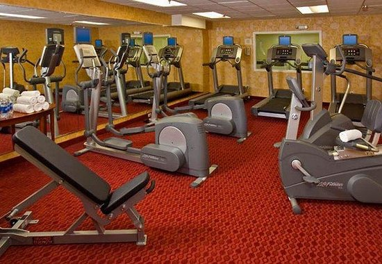 Bethesda, : Fitness Room