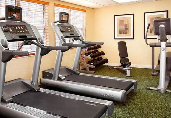 Falls Church, VA: Fitness Center