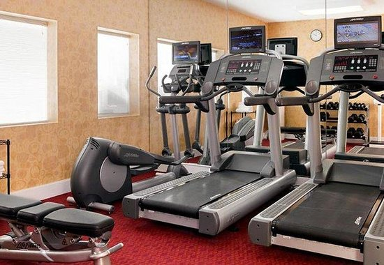 Westborough, Массачусетс: Fitness Center