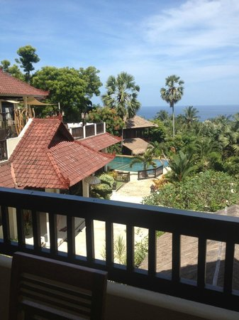 Villa Flow: Our room view