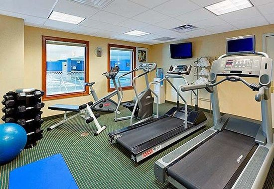Stanhope,  : Fitness Center