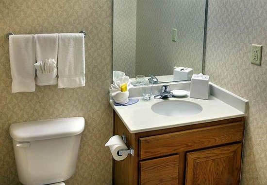 Residence Inn Hartford Downtown: Guest Bathroom