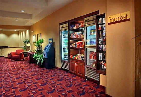 Residence Inn Hartford Downtown: The Market