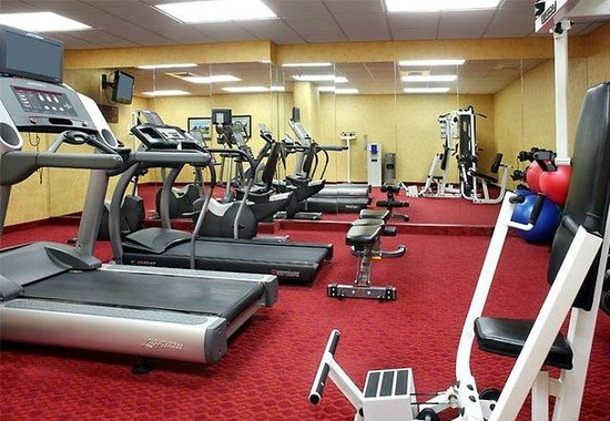 Residence Inn Hartford Downtown: Fitness Center