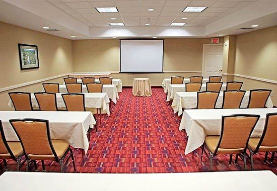 Residence Inn Hartford Downtown: Meeting Room
