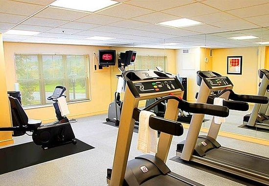 Mentor, OH: Fitness Center
