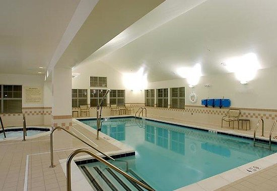 Residence Inn Albany East Greenbush/Tech Valley: Indoor Pool