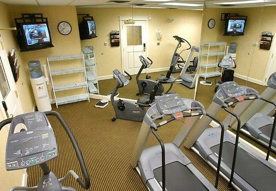 Residence Inn Albany East Greenbush/Tech Valley: Fitness Center