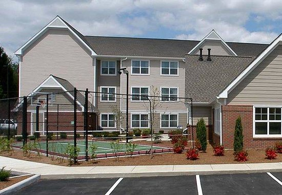 Residence Inn Albany East Greenbush/Tech Valley: Sport Court