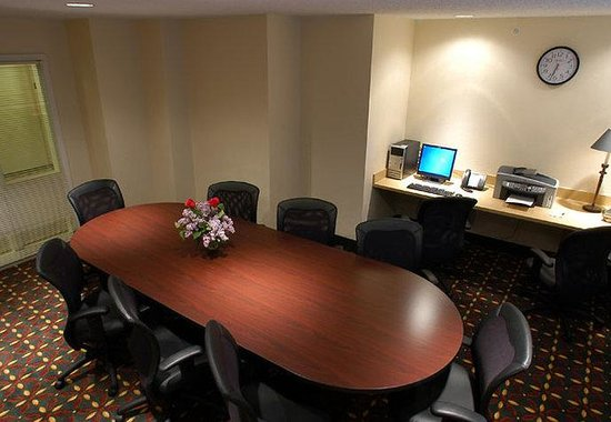 Residence Inn Albany East Greenbush/Tech Valley: Meeting Room