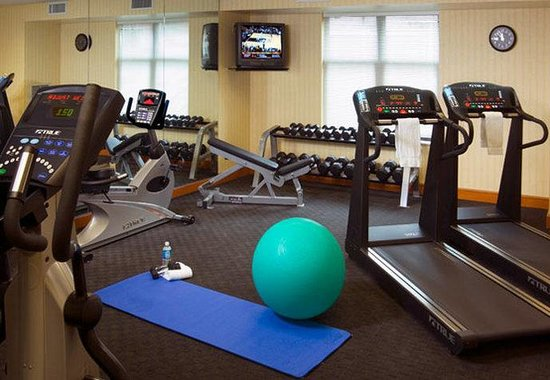 Residence Inn by Marriott Baltimore Downtown/Inner Harbor : Fitness Room