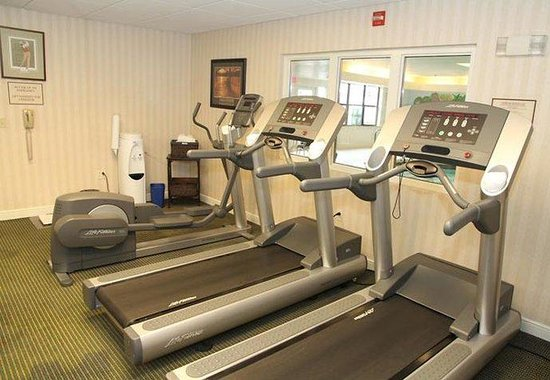 ‪‪Residence Inn Kansas City Overland Park‬: Fitness Center‬