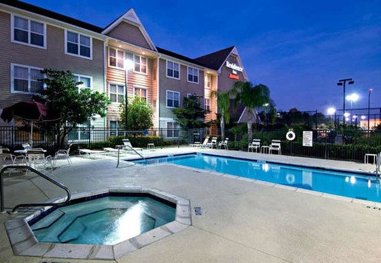 Residence Inn by Marriott Lakeland: Outdoor Pool