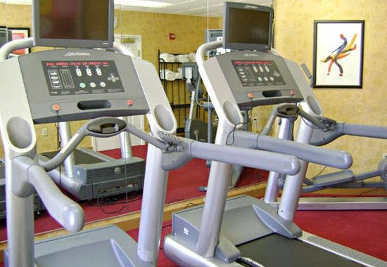 Residence Inn by Marriott Lakeland: Fitness Center