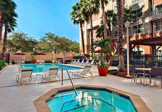 Residence Inn Tampa Downtown: Outdoor Pool