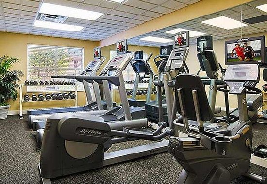 Residence Inn Tampa Downtown: Fitness Center