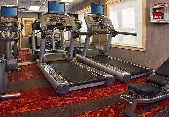 Silver Spring, MD: Fitness Center  Cardio Equipment