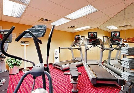 Residence Inn Louisville Northeast : Fitness Center 