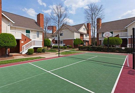 Spartanburg, Güney Carolina: SportCourt