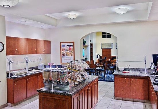 Residence Inn Fort Lauderdale SW / Miramar: Breakfast Buffet