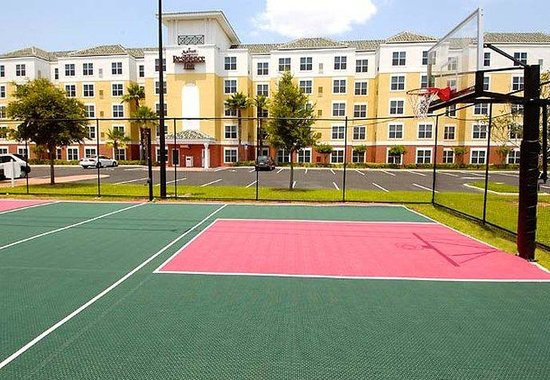 Residence Inn Lake Buena Vista: Sport Court