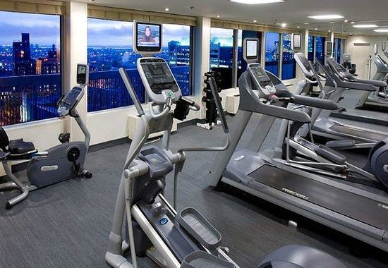 Residence Inn Montreal Westmount: Fitness Room